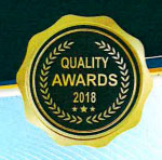 Logo Quality Awards Bella Machina