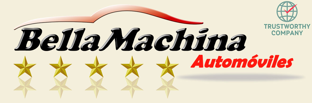 Logo BELLA MACHINA